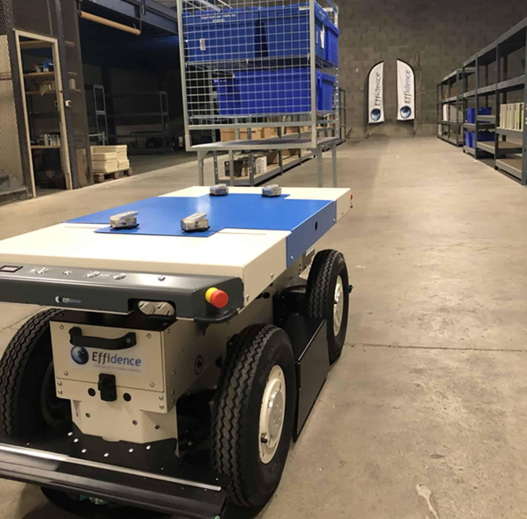 3D-CartGRIP 3D-Wagen-Greifsystem